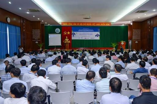 Workshop on Vietnam National Qualification Framework and Curriculum Development in Higher Education