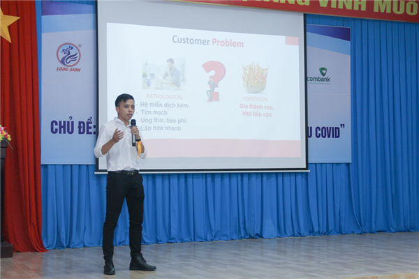 Many creative ideas presented in the Startup Idea Final Competition NTU 2020